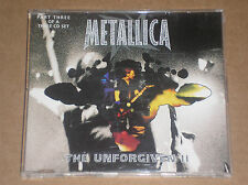 METALLICA - THE UFORGIVEN II - CD SINGLE PART 3 OF A 3 CD SET