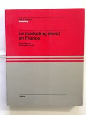 LE MARKETING DIRECT EN FRANCE 1980 DALLOZ GESTION MANUEL XARDEL