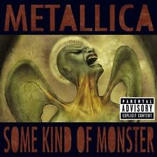Some Kind Of Monster (X-Large T-Shirt) [EP Limited] Metallica w/CD new sealed