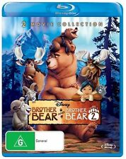 Brother Bear / Brother Bear 2 (Blu-ray, 2013)