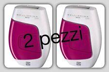 2 Pezzi Imetec Bellissima Zero Silk'n Glide Luce Pulsata 5075 Ipl 100000 spot