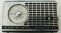 VINTAGE RADIO AWA TRANSISTOR RADIOLA IN CASE TRANNY 1960s ERA WIRELESS