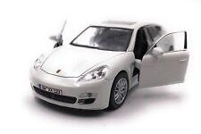 Porsche Maquette de Voiture avec Wunschkennzeichen Panamera S Beige Échelle 1:3