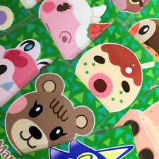 fan made animal crossing amiibo art cards (ALMOST ALL VILLAGERS AVAILABLE!)