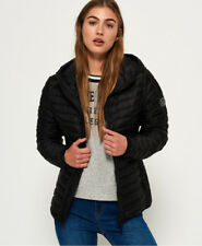 Superdry Women's Core Down Hooded Jacket Size 12 £ 94.99