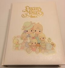 Precious Moments Bible Family Edition New King James Version Illustrated In Box