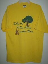 Daffins Candy T Shirt Mens March of Dimes For Our Soldiers & Babies Large 2003
