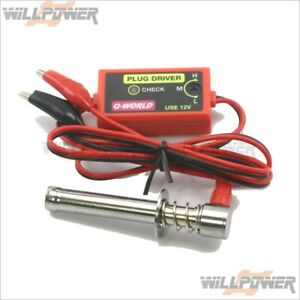 12V Glow Plug Starter Driver Cable (RC-WillPower)