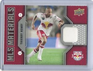 2011 Upper Deck Thierry Henry Patch