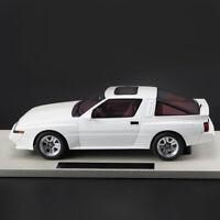 LS Collectibles 1/18 Mitsubishi Starion White Resin Car Model L.E. 250PCS