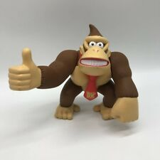 "New Super Mario Bros. Donkey Kong Doll PVC Plastic Figure Toy 8.5"" BIG"