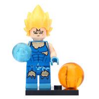 Majin Vegeta - Dragon Ball Z Lego DYI Minifigure Gift For Kids New & Sealed