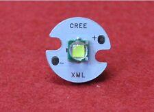 1pcs Cree XML-T6 U2 White Color 10W LED Emitter Bead with 16mm PCB Flashlight