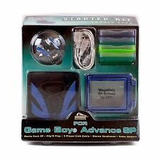 Pelican Accessy Set for Nintendo Gameboy Advance SP -
