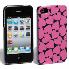 MARC JACOBS 'Big Hearted' iPhone 4 & 4S Case (Fuchsia Purple)
