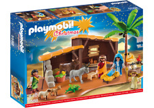 Playmobil  5588 BELEN - NACIMIENTO - NATIVITY STABLE WITH MANGER -
