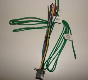 PIONEER AM/FM/CD DVD Wire Harness AVH X1500DVD X2500BT X3500BHS X4500BT X5500BHS