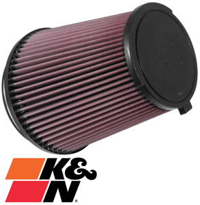 K&N REPLACEMENT AIR FILTER FOR FORD MUSTANG GT350 VODOO 5.2L V8