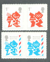 Great Britain-Olympic & Paralympic Games set-2012-self-ad-Olympics
