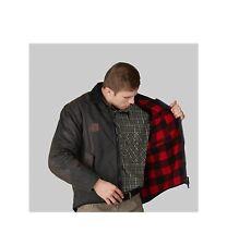 NEW - SWANNDRI MEN'S WAIMAK OILSKIN JACKET WITH Wool Lining Outdoor Work