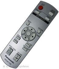 New Panasonic N2QAYB000172 Remote for PT-LB51U PT-LB51 LCD Projectors -US Seller
