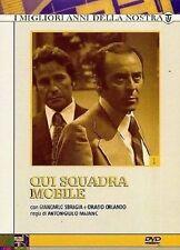 Dvd QUI SQUADRA MOBILE - Stagione 01 - (Box 3 Dischi) Serie Tv .....NUOVO
