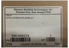 Siemens 500-896224 TRI-R Single Input Module with Relay