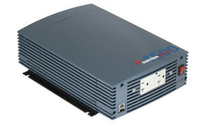 Samlex SSW-1500-12A 12V DC to AC 1500W Pure Sine Wave Inverter