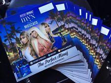 Myx Nikki Minaj 25 Window Clings  5inch By 5inch New