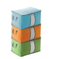 Sacs pliable Sac de Rangement Organisateur Boîte Antibactérienne Vêtements Quilt