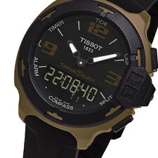NEW MEN'S TISSOT T-TOUCH MULTI FUNCTION TACTILE WATCH T081.420.97.057.06