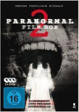 Paranormal Film Box 2 - Boxset mit 3 Horror-Hits: Into The Dark, Eingemaue (OVP)