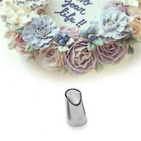 402 Cake Cream Flower Tips Decorating Stainless Steel Pastry Icing Nozzle..