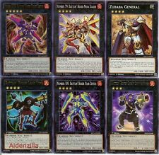Yugioh Battlin' Boxer Deck - 40 Cards + 10 XYZ -Star Cestus, Boxing Spirits Nova