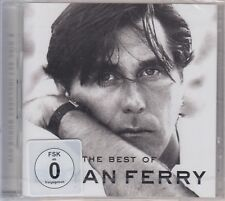 Bryan Ferry (Roxy Music) / Best of - CD & DVD  (NEU! OVP)