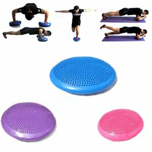 Home Balance Board Twist Fitness Boards Gym Sport Pad Massage Exercise Fit Pads
