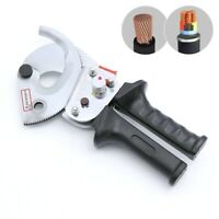Heavy Duty Ratchet Cable Cutter Cut Up To 300mm2 Ratcheting Wire Cut Hand Tool