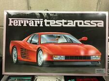Ferrari Testarossa 1/16 Scale Model Kit by Fujimi # RC-104 New And Unassembled