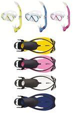 Mares Zephir Jr. Allegra Schnorchelset für Kinder Gr. 27-36 versch. Farben