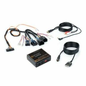 iSimple ISGM572 Gateway iPod/iPhone & Aux Audio Input Interface for GM vehicles