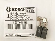 Genuine Bosch Carbon Brushes for GAH 500 DSE DSR GBH 2 SE 2-20 2-24 Hammer BS4G