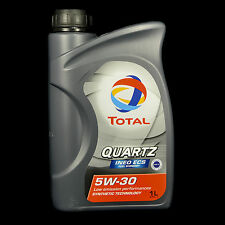 Total Quartz Ineo ECS 5W-30 1L - PSA Peugeon/Citroën B71 2290, Toyota, Acea C2