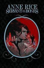 2012 Servant of the Bones Graphic Novel by Anne Rice & Mariah McCourt