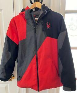 "Spyder Ambush ""Volcano"" Ski Jacket Boys Sz16 (pre-owned, excellent condition)"