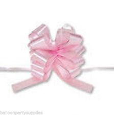 Rubans et nœuds de mariage noeud rose