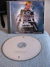 U2 Elevation 3 Track Promo Only EP, Tomb Raider - Lara Croft USA Promo M-/M