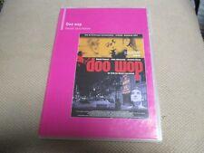 "DVD ""DOO WOP"" Mikael FITOUSSI, Caroline DUCEY, Clovis CORNILLAC / David LANZMANN"