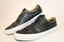 Converse CONS Mens Size 9.5 43 Leather Low Lace Up Sneakers Shoes 153701C