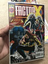 Factor X - #1 - 1st Appearance Of Bedlam Deadpool-NM