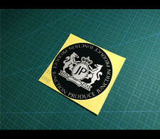 JUNCTION PRODUCE JP VIP Fuel Cap Cover GTR Car Decal Reflective Sticker #001